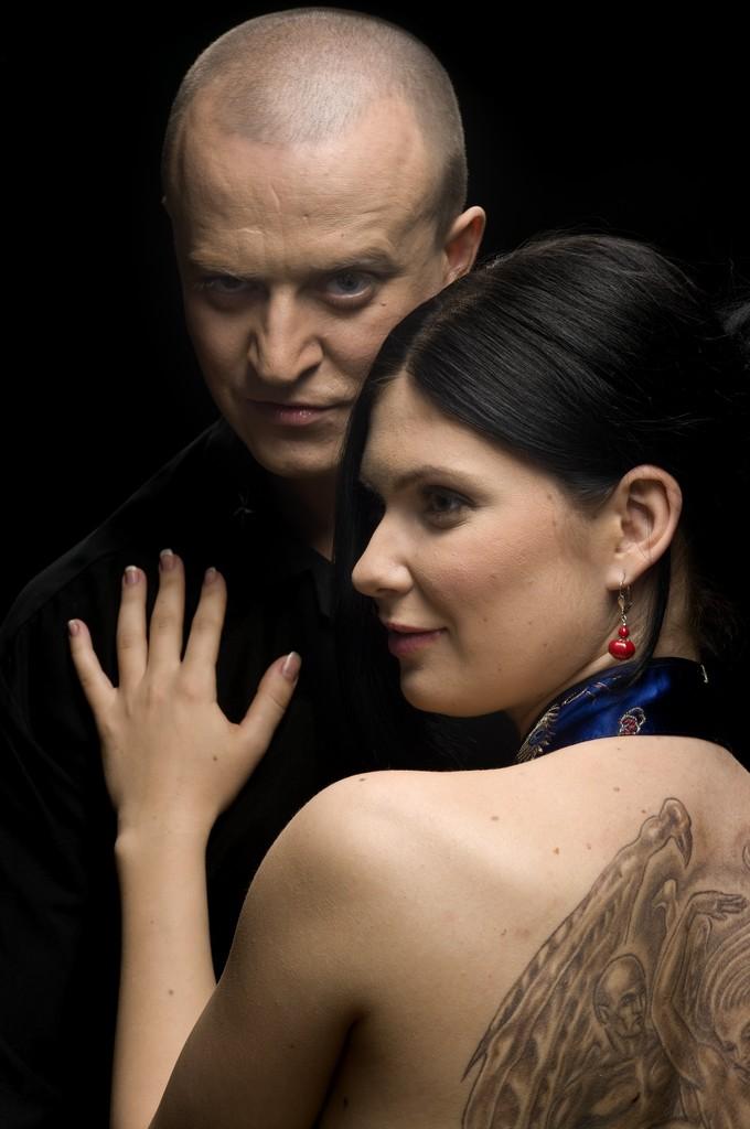 rudyi-volh & Igor KreditArtefact Tattoo Studio