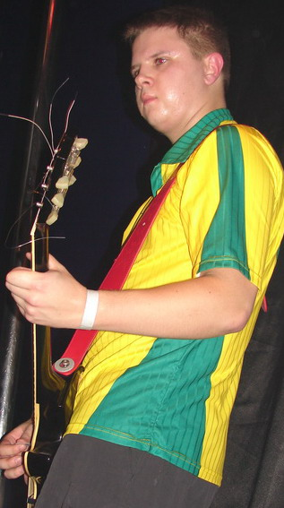 Кондрат - гитара