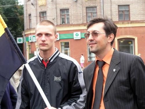 Голик младший (брянск) и Поткин