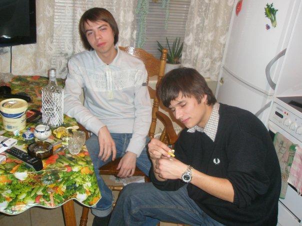 Борисов Александр,Илья Сотников
