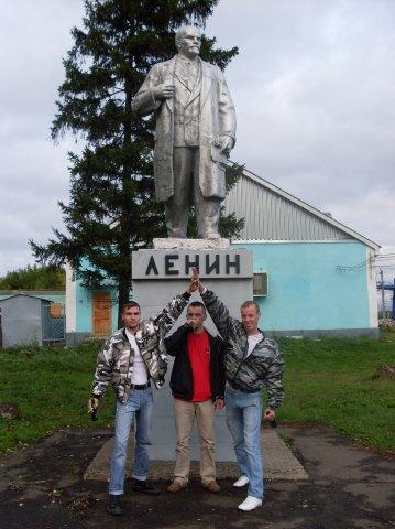 Novosibirskie boni v Tomske